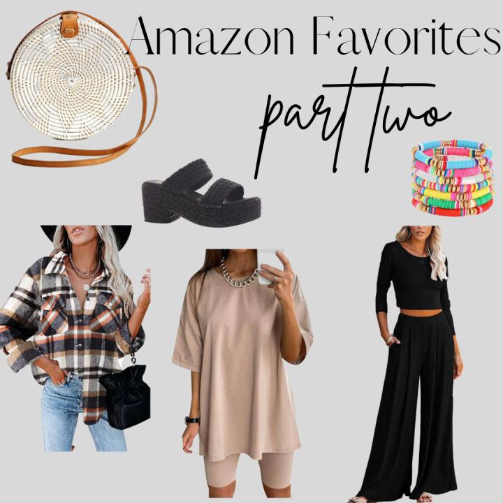 Amazon Favorites Pt.2